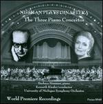 Nissman plays Ginastera: The Three Piano Concertos