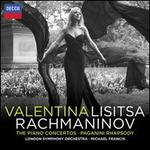 Rachmaninov: The Piano Concertos; Rhapsody on a Theme of Paganini