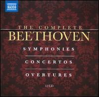 The Complete Beethoven: Symphonies; Concertos; Overtures - Claire Rutter (soprano); Claudio Otelli (bass baritone); Dong-Suk Kang (violin); Hasmik Papian (soprano); Jen� Jand� (piano);.