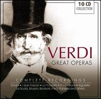 Verdi: Great Operas -