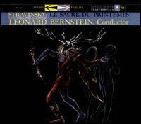 Stravinsky: Le Sacre du printemps - New York Philharmonic; Leonard Bernstein (conductor)