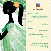 Mendelssohn, Delibes, Rossini, Chopin: Orchestral Works -