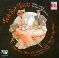 Tea for Two - Davide Cabassi (piano); Maurice Steger (recorder); Orchestra della Svizzera Italiana; Howard Griffiths (conductor)