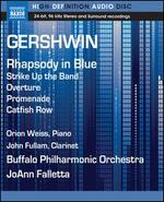 Gershwin: Rhapsody in Blue; Strike up the Band Overture; Promenade; Catfish Row