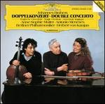 Brahms: Doppelkonzert; Tragische Overt�re