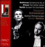 Symphony No. 8/Vier Letz