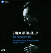 Carlo Maria Giulini: The Chicago Years - Chicago Symphony Orchestra; Carlo Maria Giulini (conductor)