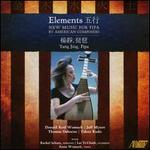 Elements: New Music for Pipa by American Composers
