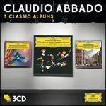 Claudio Abbado: 3 Classic Albums