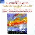 Peter Maxwell Davies: Strathclyde Concertos Nos. 9 & 10; Carolfsima
