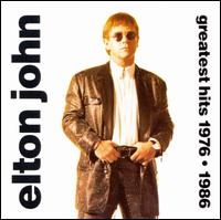 Greatest Hits 1976-1986 - Elton John