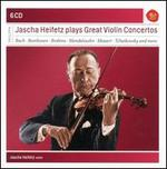 Jascha Heifetz Plays Great Violin Co Ncertos-Sony Classical Masters