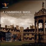 Vaughan Williams: a Cambridge Mass