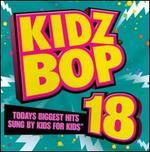 Kidz Bop, Vol. 18