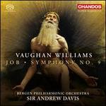 Vaughan William: Job; Symphony No 9 [Chandos: Chsa 5180]