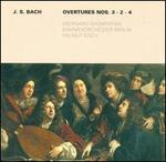 Overtures 2 3 & 4