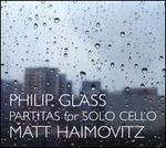 Partitas for Solo Cello-Matt Haimovitz