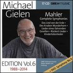 Michael Gielen Edition, Vol. 6 (1988-2014)-Mahler: Symphonies and Orchestral Song Cycles