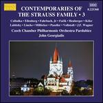Various: Contemporaries of the Strauss Family 3 [Czech Chamber Philharmonic Orchestra Pardubice; John Georgiadis] [Marco Polo: 8225368]