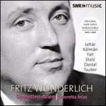 Fritz Wunderlich Sings Operetta Arias [Fritz Wunderlich; Rundfunkorchester Des Südwestfunks Kaiserslautern; Willi Stech] [Swr Classic: Swr19038cd]