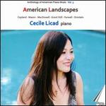 Cecile Licad: Anthology of American Piano Music, Vol. 3-American Landscapes