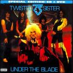 Under the Blade [CD/DVD]