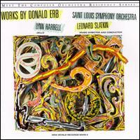 Works by Donald Erb - Lynn Harrell / Leonard Slatkin