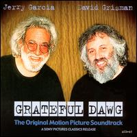 Grateful Dawg [The Original Motion Picture Soundtrack] - Jerry Garcia / David Grisman
