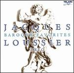 Baroque Favorites: Jazz Improvisations