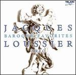 Baroque Favorites: Jazz Improvisations