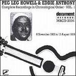 Peg Leg Howell & Eddie Anthony, Vol. 1