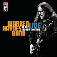 Live at the Moody Theater - Warren Haynes Band