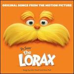 Dr. Seuss' The Lorax: Original Songs from the Motion Picture - Original Soundtrack