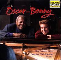 Oscar and Benny - Oscar Peterson & Benny Green