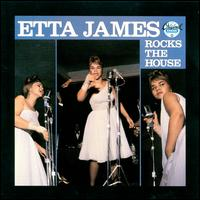 Etta James Rocks the House - Etta James