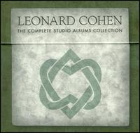 The Complete Studio Albums Collection - Leonard Cohen