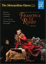 Zandonai-Francesca Da Rimini / James Levine, the Metropolitan Opera