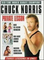 Chuck Norris: Private Lessons