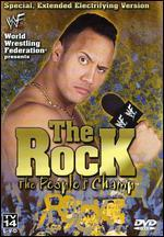 Wwe-the Rock-the People's Champ