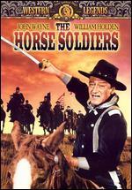 Horse Soldiers [Dvd] [1960] [Region 1] [Us Import] [Ntsc]