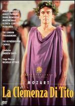 Mozart-La Clemenza Di Tito / Nicholas Hytner Andrew Davis Philip Langridge Glyndebourne Opera