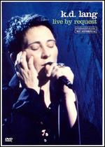 k.d. Lang: Live by Request