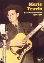 Merle Travis: Rare Performances 1946-1981