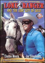 The Lone Ranger and the Lost City Of Gold - Lesley Selander