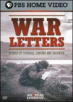 War Letters-Stories of Courage, Longing and Sacrifice