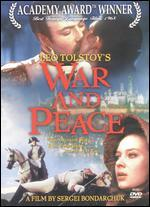 War and Peace [3 Discs]