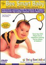 Bee Smart Baby: Vocabulary Builder, Vol. 1