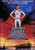 The Return of Captain Invincible - Philippe Mora
