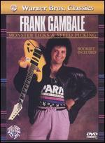 Monster Licks-Speed Picking, Frank Gambale