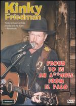 Kinky Friedman: Proud To Be An A**hole From El Paso -